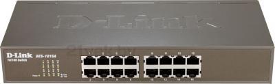 Коммутатор D-Link DES-1016A - общий вид