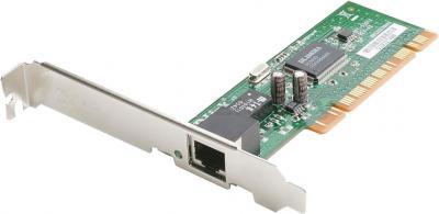 Сетевой адаптер D-Link DFE-520TX - общий вид