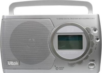 Радиоприемник Vitek VT-3585 - вид спереди