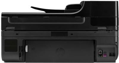 МФУ HP Officejet 6500A e-All-in-One (CN555A) - вид сзади