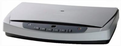 Планшетный сканер HP ScanJet 5590P (L1912A) - общий вид