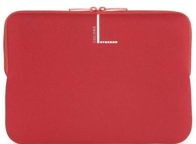 Чехол для ноутбука Tucano Colore 14 Red - общий вид