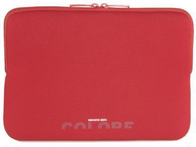 Чехол для ноутбука Tucano Colore 14 Red - вид сзади