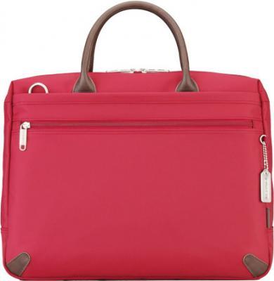 Сумка для ноутбука Sumdex Meg Cosmo Brief L (NON-936 Red) - вид спереди