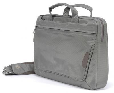 Сумка для ноутбука Tucano Expanded WorkOut 17 Gray - общий вид