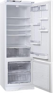 Холодильник с морозильником ATLANT МХМ 1841-62 - общий вид
