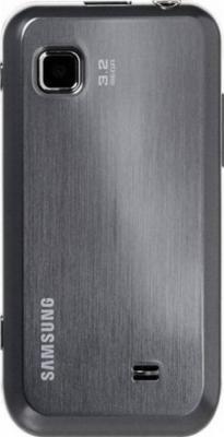 Смартфон Samsung S5250 Wave 525 Metallic Silver (GT-S5250 MSASER) - вид сзади