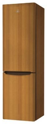 Холодильник с морозильником Indesit BIA 16 T - Вид спереди