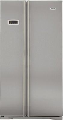 Холодильник с морозильником Beko GNE V122X - общий вид
