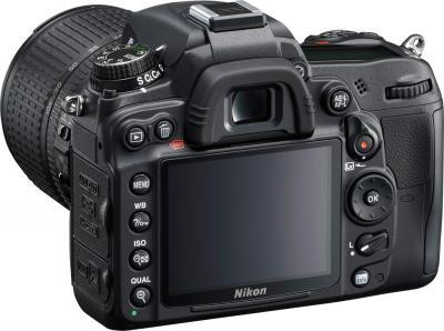Зеркальный фотоаппарат Nikon D7000 Kit 18-105mm VR - общий вид