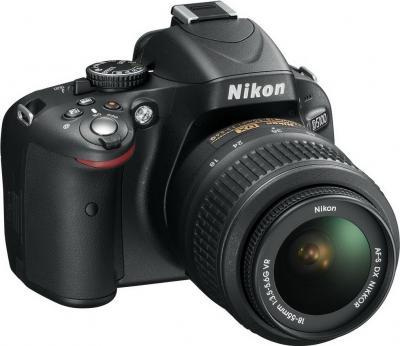 Зеркальный фотоаппарат Nikon D5100 Kit 18-55mm VR - общий вид