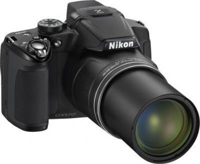 Компактный фотоаппарат Nikon Coolpix P510 Black - Общий вид