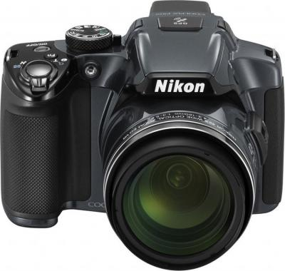 Компактный фотоаппарат Nikon Coolpix P510 Silver - общий вид