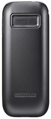 Мобильный телефон Samsung E1232 Black (GT-E1232 BKDSER) - вид сзади
