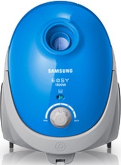 Пылесос Samsung SC5252 (VCC5252V3B/XEV) - вид спереди