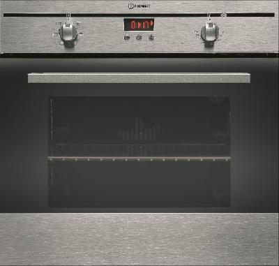 Электрический духовой шкаф Indesit FIMS 53 K.A IX - Вид спереди