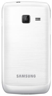 Смартфон Samsung S5380 Wave Y White (GT-S5380 PWDSER) - вид сзади