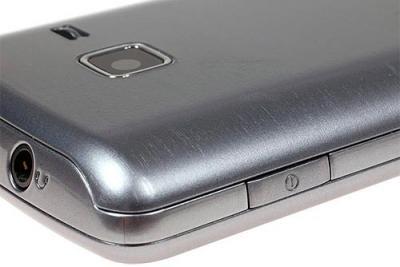 Смартфон Samsung S5380 Wave Y Silver (GT-S5380 SSDSER) - выход на наушники