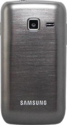 Смартфон Samsung S5380 Wave Y Silver (GT-S5380 SSDSER) - вид сзади