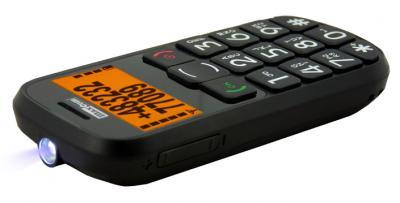 Мобильный телефон MaxCom ММ430ВВ - общий вид