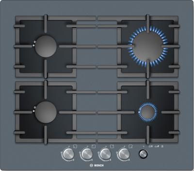 Газовая варочная панель Bosch PPP619M91E  - Внешний вид