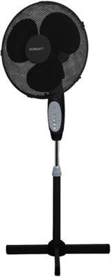 Вентилятор Scarlett SC-174 (Black) - общий вид