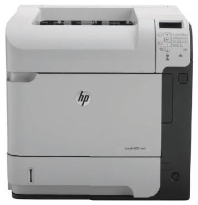 Принтер HP LaserJet Enterprise 600 M602n (CE991A) - общий вид