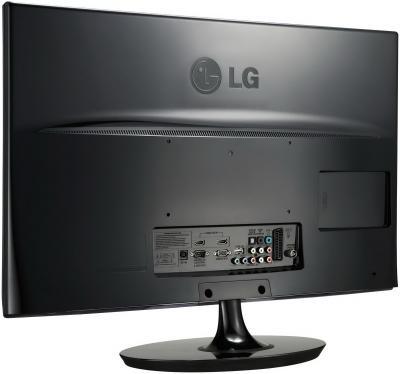 Монитор LG DM2780D-PZ - вид сзади