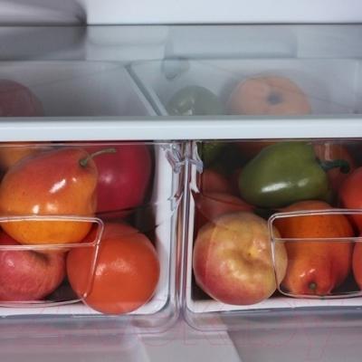 Холодильник с морозильником Indesit BIA 20 X