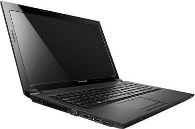Ноутбук Lenovo B570e (59330322) - Вид сбоку