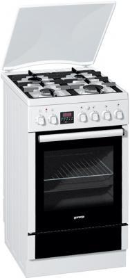 Кухонная плита Gorenje K55320AW - общий вид
