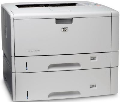 Принтер HP LaserJet 5200dtn (Q7546A) - общий вид