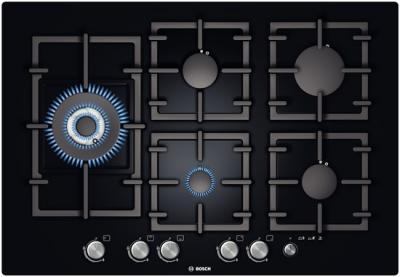 Газовая варочная панель Bosch PPS 816M91E - общий вид