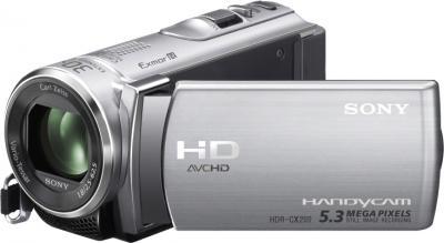 Видеокамера Sony HDR-CX200E Silver - общий вид