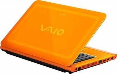 Ноутбук Sony VAIO VPCCA4S1R/D - Вид сзади