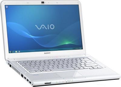 Ноутбук Sony VAIO VPCCA4S1R/W - Главная