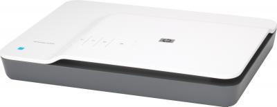 Планшетный сканер HP ScanJet G3110 (L2698A) - общий вид