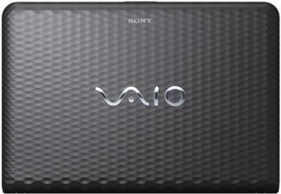 Ноутбук Sony VAIO VPC-EH3M1R/W - крышка