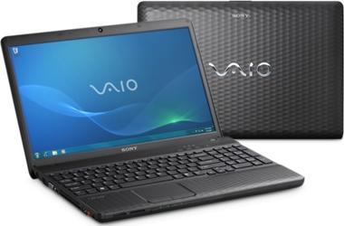 Ноутбук Sony VAIO VPC-EH3M1R/W - два