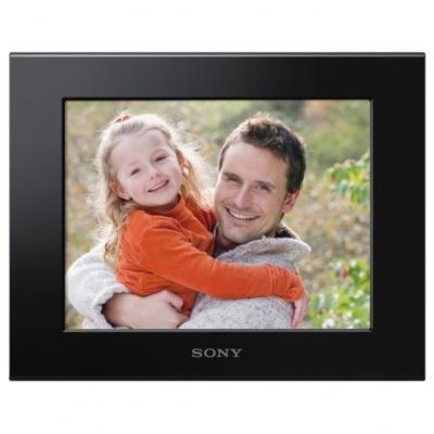 Цифровая фоторамка Sony DPF-С800 - вид спереди