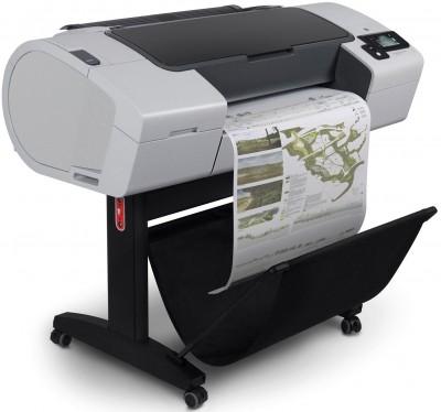 Плоттер HP Designjet T790 ePrinter (CR647A) - общий вид