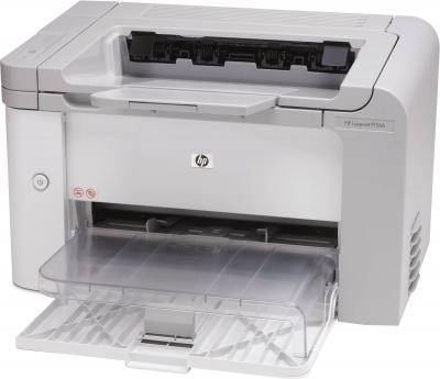 Принтер HP LaserJet Pro P1566 (CE663A) - общий вид