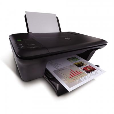 МФУ HP Deskjet 2050 All-in-One (CH350C) - общий вид