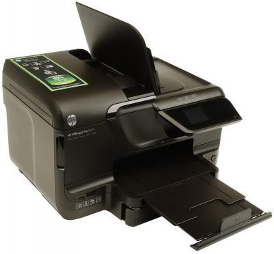 Мфу HP Officejet Pro 8600 (CM749A) - общий вид