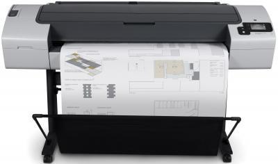 Плоттер HP Designjet T790 ePrinter (CR649A) - общий вид
