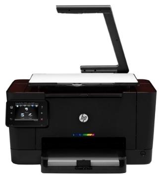 МФУ HP LaserJet Pro 200 M275nw (CF040A) - общий вид