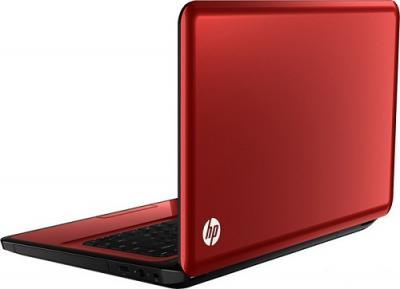 Ноутбук HP Pavilion g6-1309er (B2Y43EA) - Вид сзади