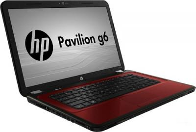 Ноутбук HP Pavilion g6-1309er (B2Y43EA) - Вид сбоку