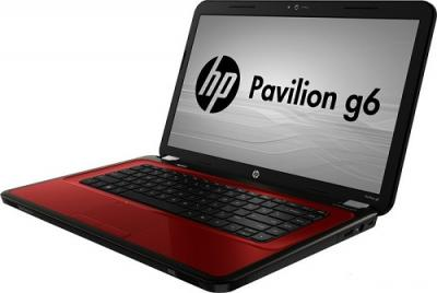 Ноутбук HP Pavilion g6-1309er (B2Y43EA) - Вид сбоку 2