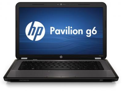 Ноутбук HP Pavilion g6-1304er (A8M73EA) - спереди